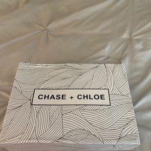 Chase & Chloe T Strap Heels BNWT!